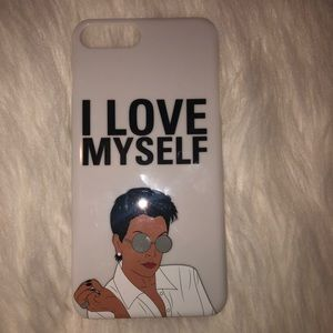 Kylie Jenner Iphone 7/8 Plus case.